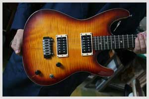 Interview with Mirza Kovacevic - MK guitars