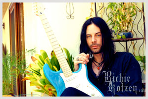 Interview with Richie Kotzen