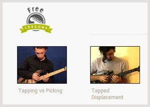 Live4guitar marketplace update - Free video guitar lessons