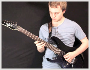 Lick of the week no. 28 - D Phrygian Dominant Fusion Lick