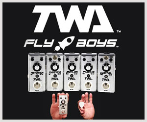 TWA - Fly Boys Mini Pedals