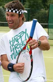 Pat Cash talks to L4g