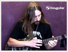 Lick of the week no. 3 - Tapped Arpeggios