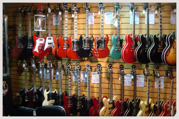 live4guitar attended gibson day at wembley guitar centre live4guitar online guitar community. Black Bedroom Furniture Sets. Home Design Ideas