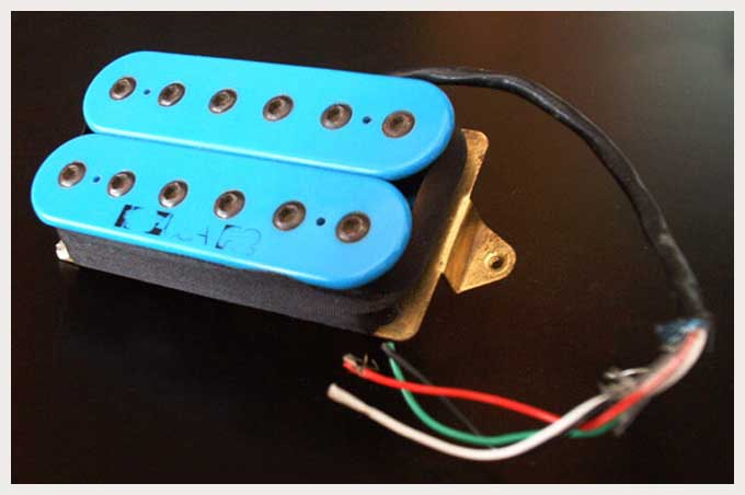 An introduction to pickups - Live4guitar | Online Guitar Community