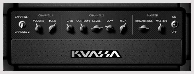 Kuassa Amplifikation One