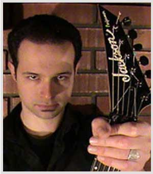 INTERVIEW with DAMIR PUH,<br/>The Winner of the First Live4guitar Competition