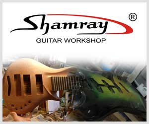 Shamray guitars