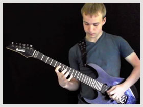 Lick of the week no. 16 - Fusion Lick in G minor
