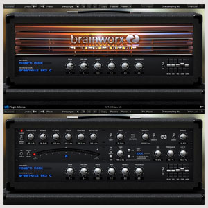 Brainworx Rock Rack - Sonic Precision with Blue Collar Attitude