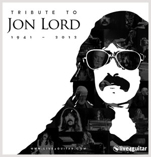 Live4guitar Live Event - Tribute to Jon Lord