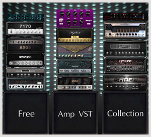 Free Guitar VST (plugin) Collections - Free Your Amp and the Rest Will Follow