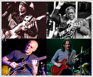Nailing the Changes Through Blues Guitar Solos - Part 1