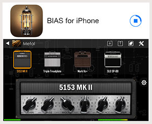 BIAS for iPhone
