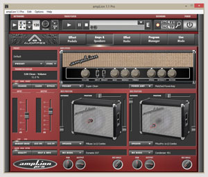 ampLion Pro and GK Amplification 2 Pro