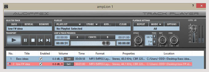 ampLion Pro and GK Amplification 2 Pro - Live4guitar
