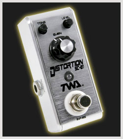 fly boys pedal - SC-01 distortion