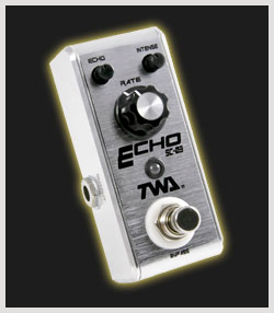 fly boys pedal - SC-03 echo
