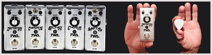 TWA Fly Boys mini pedals