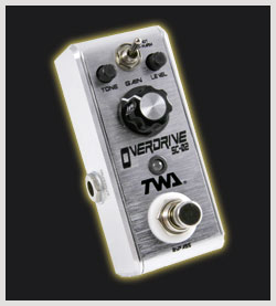 fly boys pedal - SC-02 overdrive