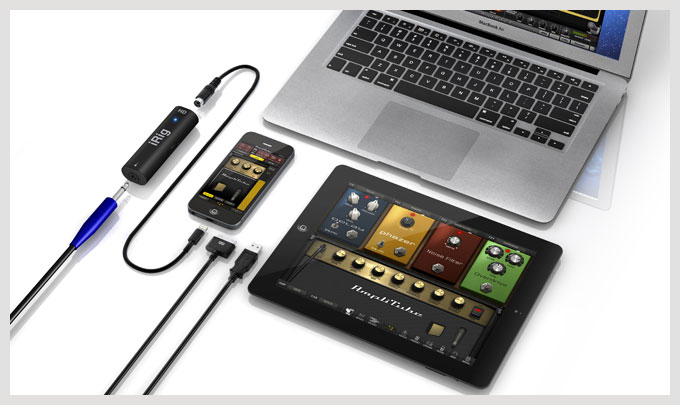 iRig HD for iPad
